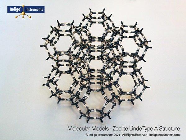 Zeolite Molecular Model
