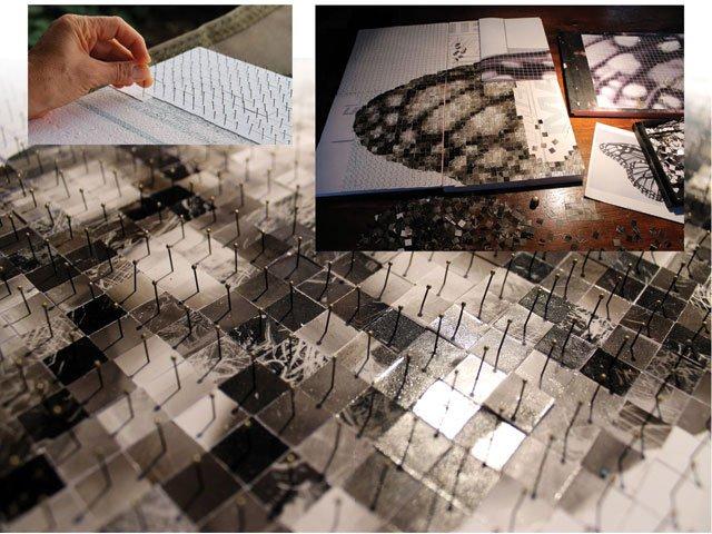 Butterfly Art Mosaics