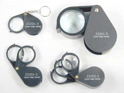 Plastic Hand Lenses
