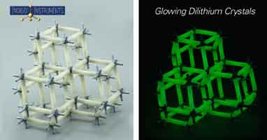 GlowBonds: Make Chemistry Models Come Alive for Science, Design & Cosplay