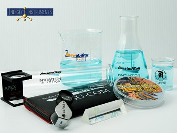 Indigo Science Products for Brand Promotion