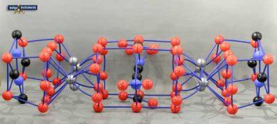 Model of Neodymium Iron Boron