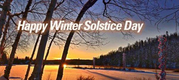Happy Winter Solstice Day