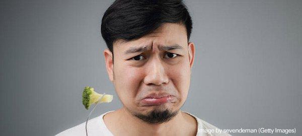 Broccoli taste