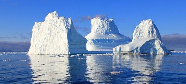 haul icebergs to Africa