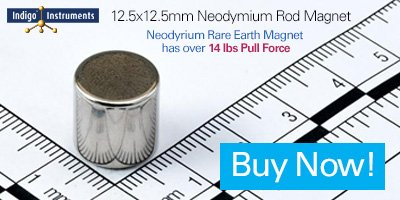 Neodymium Magnets from Indigo Instruments