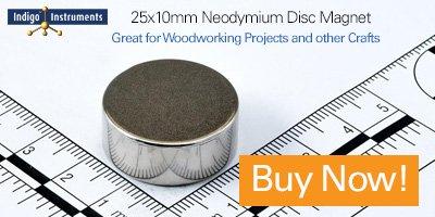 Neodymium Magnets - discs