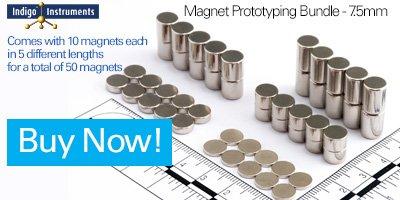 Neodymium Magnet Prototyping Bundles